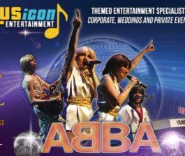 Musicon Entertainment tribute bands UK & Ireland