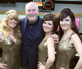 The Iconettes Motown band Belfast