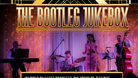 Postmodern Jukebox inspired Swing and Jazz Band Ireland