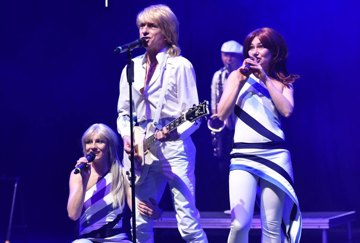 The Bjorn Identity – Ireland's Best Abba Tribute Band