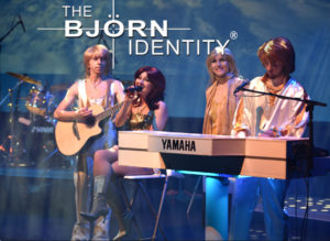 ABBA band UK Ireland