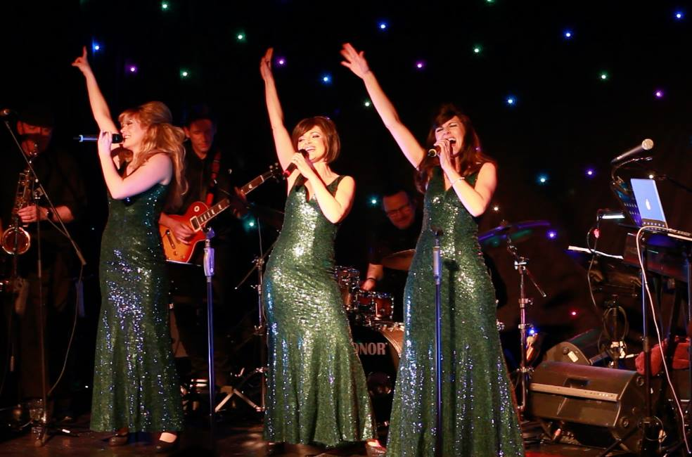 The Iconettes Market Place Theatre armagh