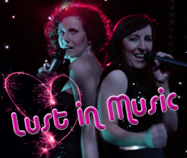 Lust in music wedding party band duo Belfast