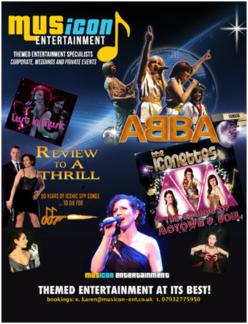 Entertainment Agency - Tribute bands Ireland