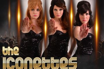 The Iconettes & The Hitzvilles Motown soul band NI