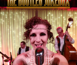 modern Swing and Jazz inspired cover band inspired by Postmodern Jukebox Ireland