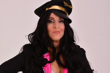 Cher tribute Act UK and Ireland
